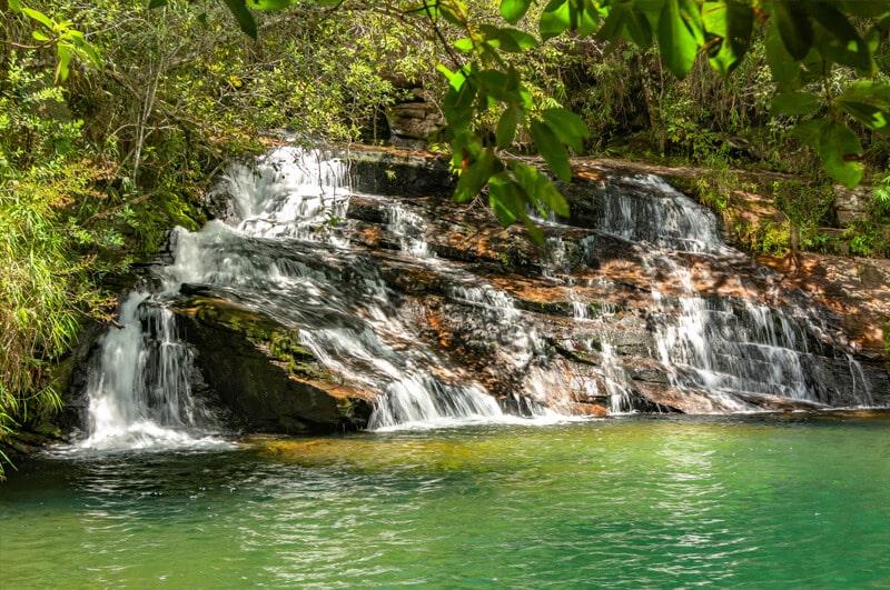 Cachoeira em Carrancas